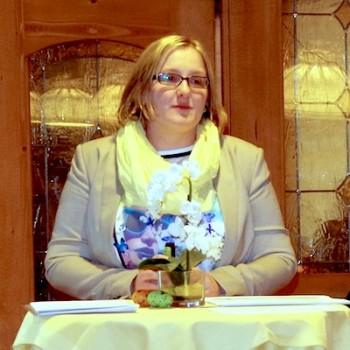 Bild: Frau Stefanie Geisler vom Landratsamt Ebersberg