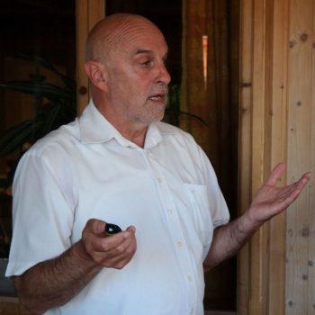 Klimaschutzmanager Hans Gröbmayr
