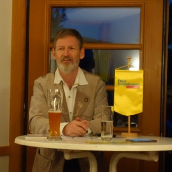 Peter Pernsteiner in Vaterstetten