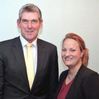 Dr. Susanne Markmiller und Alexander Müller