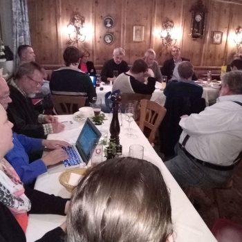 FDP-Klausurtagung des Kreisverbandes Ebersberg (Foto: Peter Pernsteiner)