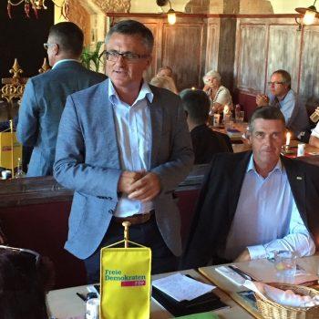 Alexander Muthmann MdL mit Alexander Müller